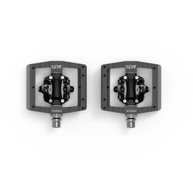 Cube ACID Click A5-LSL Float X Actionteam Pedals, grey´n´orange